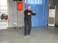 2010 год на стажировке в Китае по ицюань